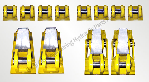 Pushing in Fixed-pawl Type ,Drilling Rig Moving Device,PRODUCTS